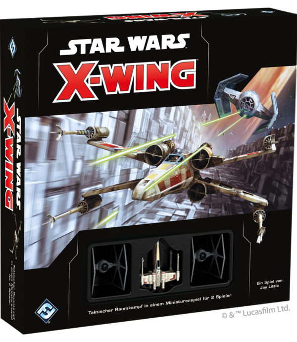 Star Wars: X-Wing, 2. Edition - Grundspiel