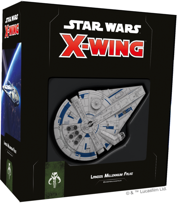 Star Wars: X-Wing, 2. Edition - Landos Falke