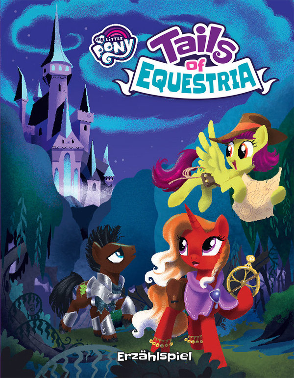 My Little Pony - Tails of Equestria - Erzählspiel