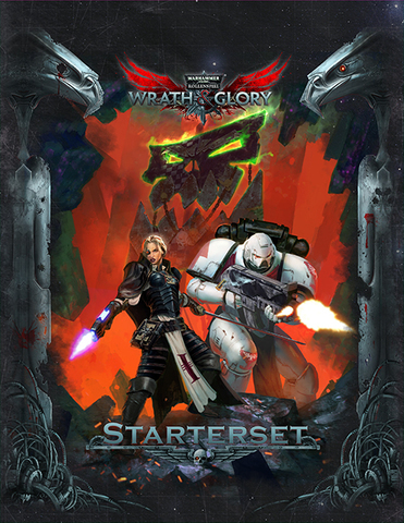 WH40K - Wrath & Glory - Starterset