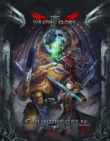 WH40K - Wrath & Glory - Grundregeln (Hardcover)