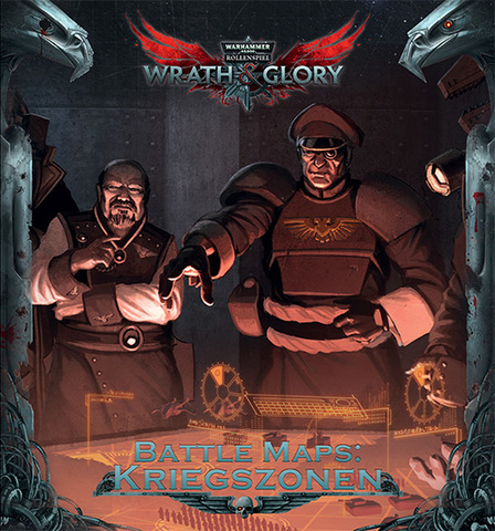 WH40K - Wrath & Glory - Battlemaps Kriegszonen