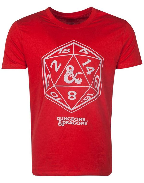 Dungeons & Dragons - T-Shirt - Wizards