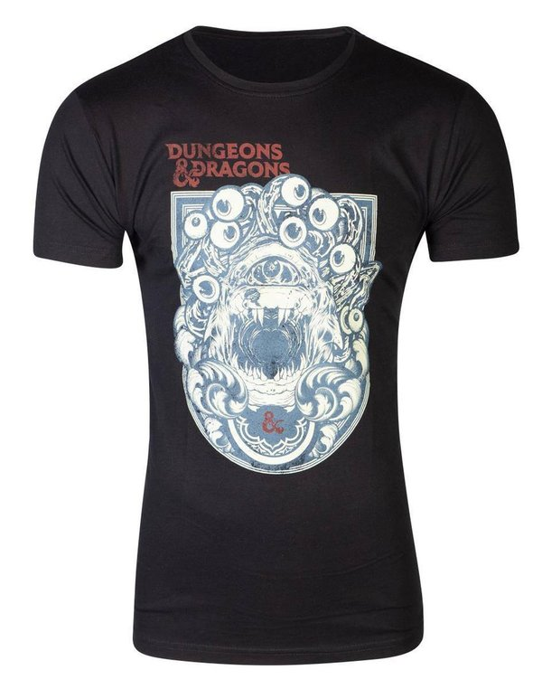 Dungeons & Dragons - T-Shirt - Poster
