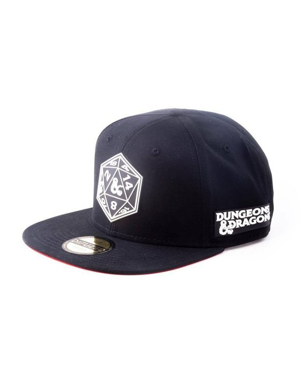 Dungeons & Dragons - Snapback Cap - Wizards