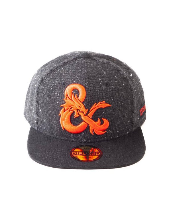 Dungeons & Dragons - Snapback Cap - Ampersand