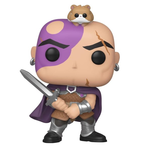 Dungeons & Dragons - POP! Games Vinyl Figur - Minsc & Boo - 9 cm