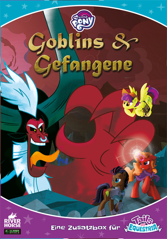 My Little Pony - Tails of Equestria - Goblins & Gefangene