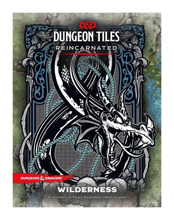 Dungeons & Dragons - Dungeon Tiles - Reincarnated: Wilderness !!VORBESTELLUNG!!