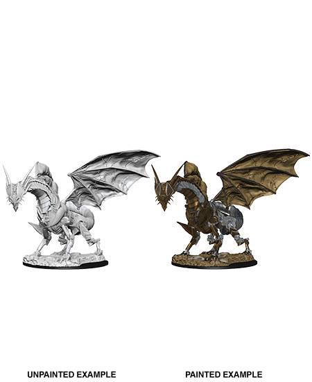 "Pathfinder Battles -Deep Cuts Miniaturen unbemalt ""Clockwork Dragon""  !!VORBESTELLUNG!!"