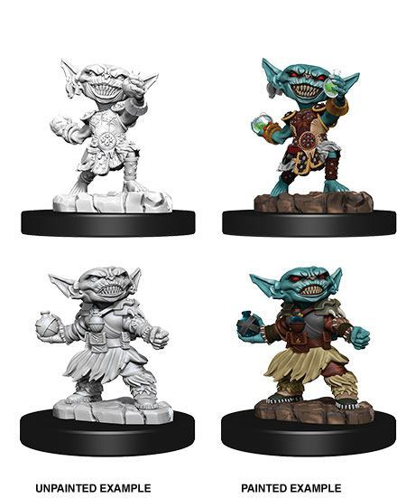"Pathfinder Battles -Deep Cuts Miniaturen unbemalt ""Female Goblin Alchemist"""