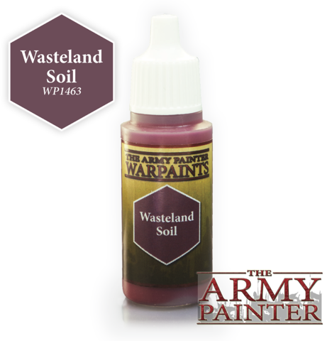 "Army Painter - Warpaints ""Wasteland Soil"""