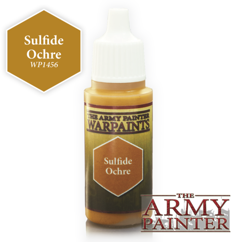 "Army Painter - Warpaints ""Sulfide Ochre"""