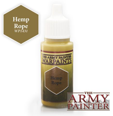 Army Painter - Warpaints ''Hemp Rope""