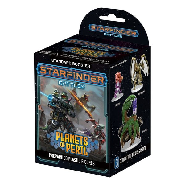 Starfinder Battles: Planets of Peril - Booster