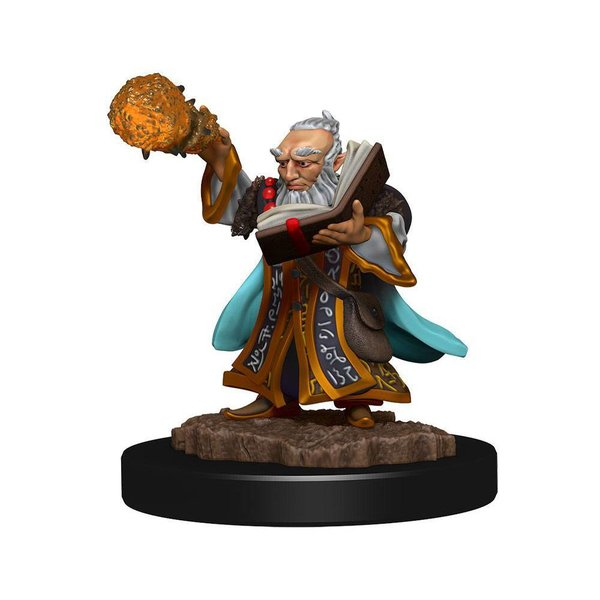 "D&D - Icons of the Realms - Premium Miniatur (vorbemalt) ""Gnome Wizard Male"" !!VORBESTELLUNG!!"