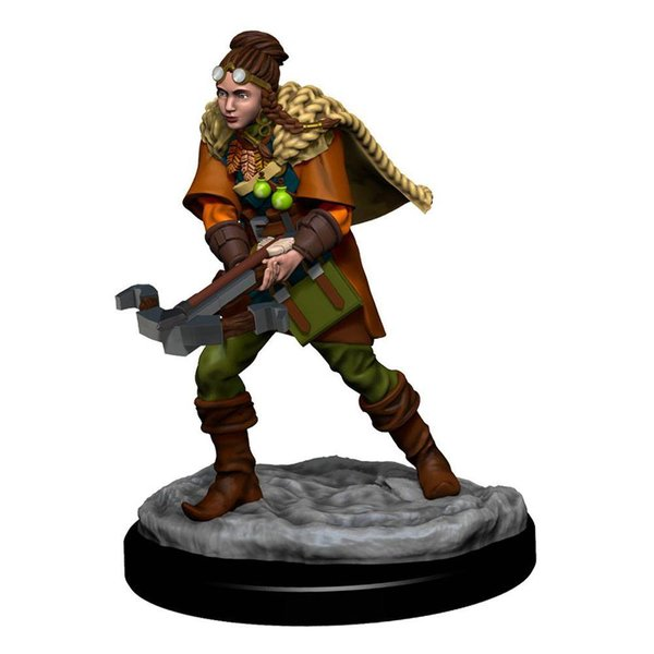 "D&D - Icons of the Realms - Premium Miniatur (vorbemalt) ""Human Ranger Female"" !VORBESTELLUNG!!"