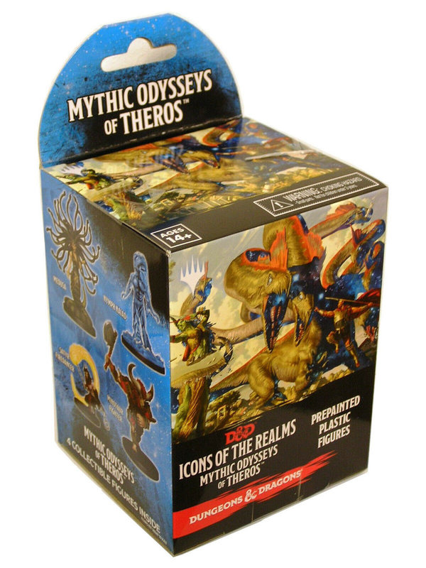 D&D Icons of the Realms: Mythic Odysseys of Theros - Booster