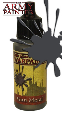 Army Painter - Warpaints ''Gun Metal""