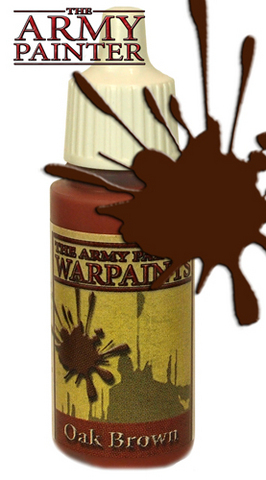 Army Painter - Warpaints ''Oak Brown""