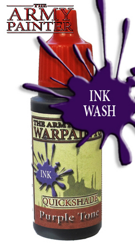 Army Painter - Quickshade Wash ''QS Purple Tone Ink""