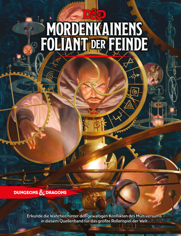 Dungeons and Dragons - Mordenkainens Foliant der Feinde