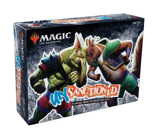 Magic the Gathering - Unsanctioned (englisch)