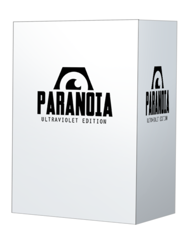 Paranoia - Ultraviolett Edition-Box